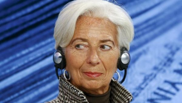 •IMF MD Christine Lagarde
