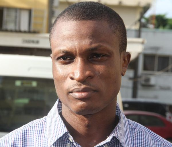 •Suspected Internet fraudster Ogungbile Oluwaseun
