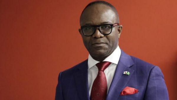 •Petroleum Minister of State, Dr. Ibe Kachikwu