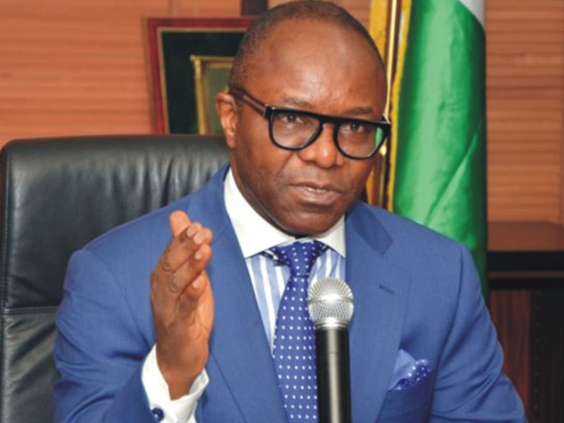 •Minister of State for Petroleum, Dr. Ibe Kachikwu