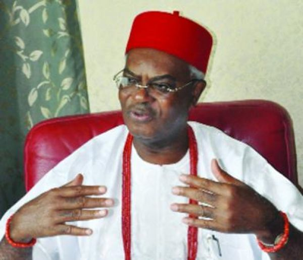 Igwe Oraifite Poto: Obi Of Onitsha Condemns Pro-Biafra Protests News