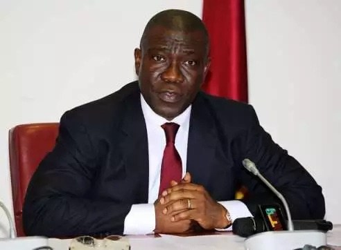 FG does not have enough manpower to end attacks, says Ekweremadu