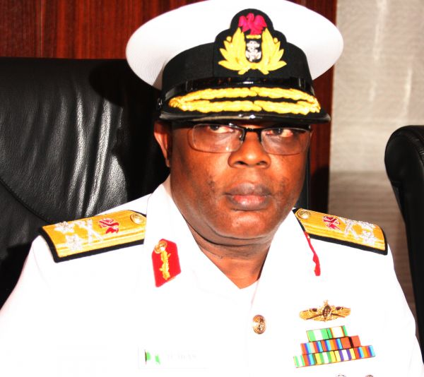 Chief of Naval Staff Ibok-Ete Ibas.