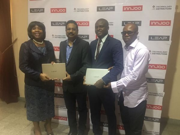 InnJoo and TD showcase world's most romantic laptop in Lagos