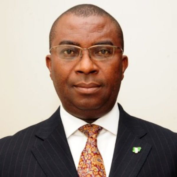 •CBN Acting Director, Corporate Communications, Isaac Okorafor.