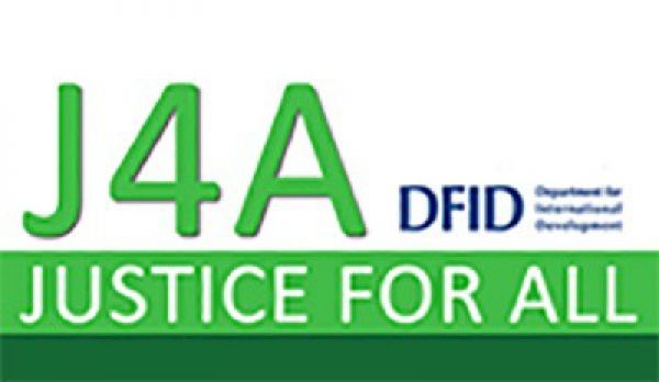 DFID's Justice for All programme: Six years after