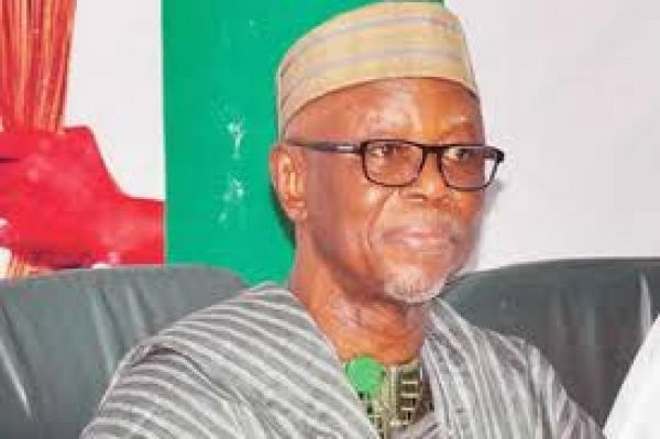 Tiv youths angry with APC, tackle Oyegun over 'utter neglect' of Tiv nation