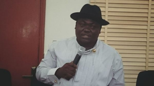 •Arrested Jonathan's godson Alabo George Turnah.