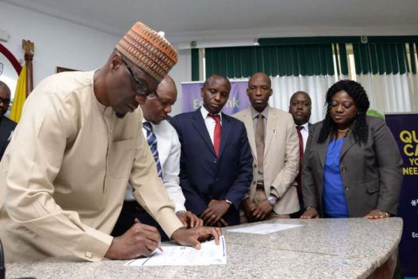 Image result for Land Administration: Kwara signs MoU with private partners