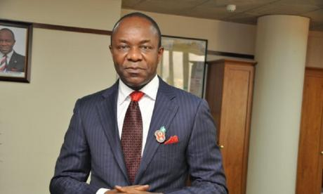 • Minister of State for Petroleum Resources, Dr Ibe Kachikwu