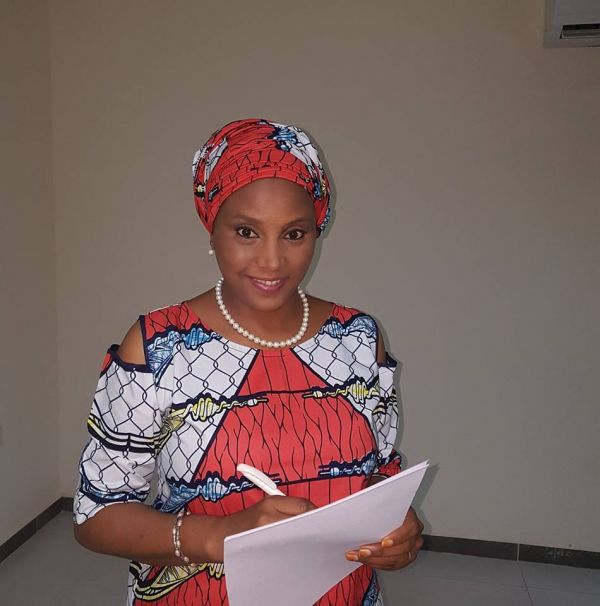 Kadaria Ahmed - #TheCandidate#: Your Job Is To Interview The Candidates. Defending The APC Is Not Your Job – Nigerians Come Hard On Moderator, Kadaria Ahmad, For Being Hard On Atiku