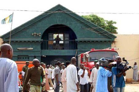 Kaduna Prisons Controller raises alarm over congestion