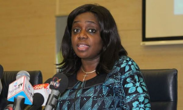 •Finance Minister Kemi Adeosun