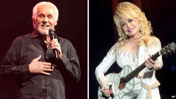 Kenny Rogers, Dolly Parton announce final performance together