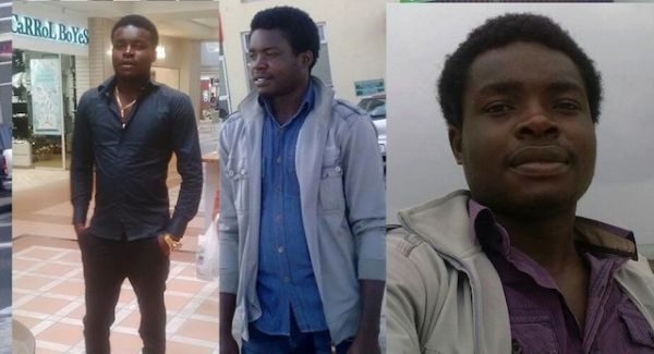 •Chimezie Felix Oranusi, one of the Nigerians killed in Cape Town, South Africa.