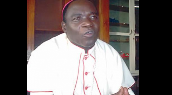 •Reverend Father Matthew Hassan Kukah.