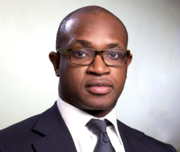 •FCMB Group CEO Ladi Balogun