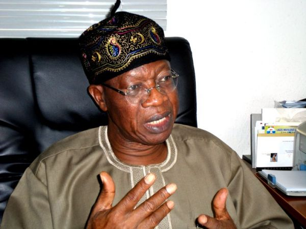 Protesting workers allege massive fraud in Information Ministry, demand Lai Mohammed's sack