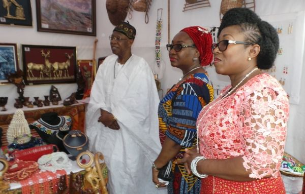 Minister restates commitment to lifting creative industry