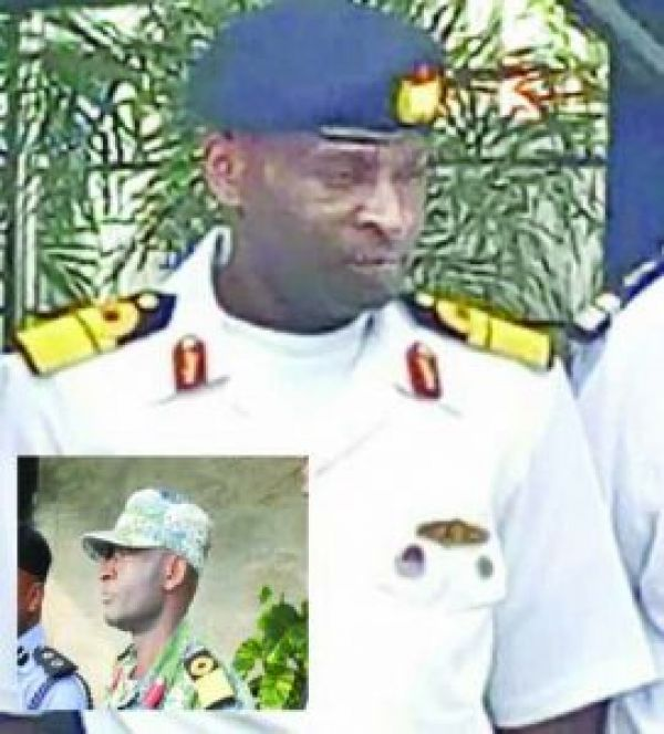 Admiral Ikoli did not commit suicide — Brother