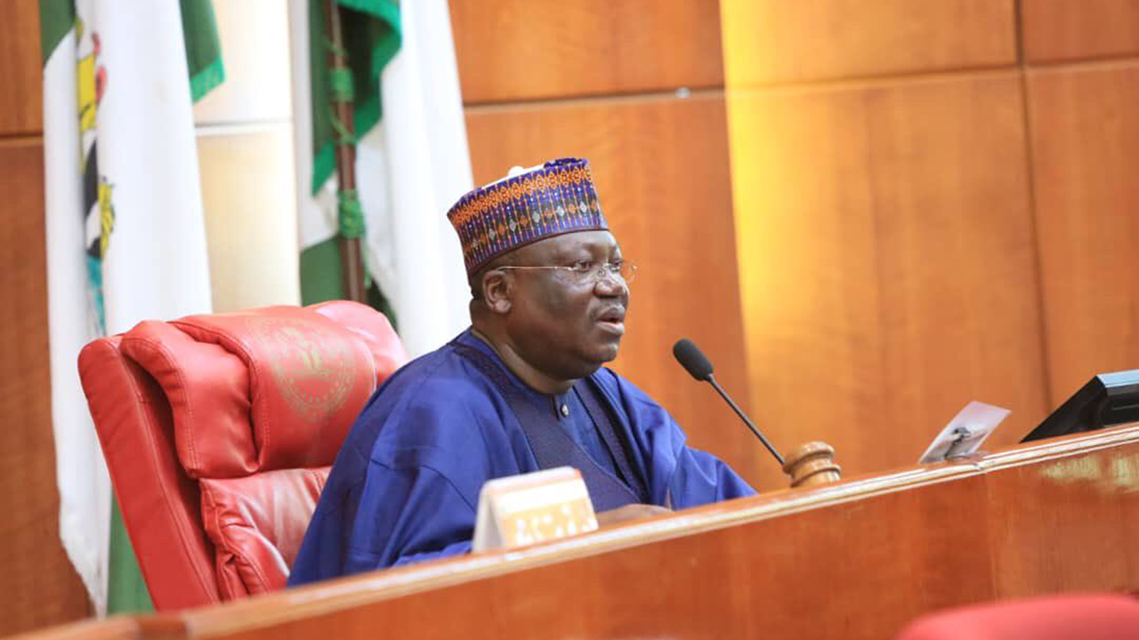 Senate will pass 2020 Budget next week - Lawan