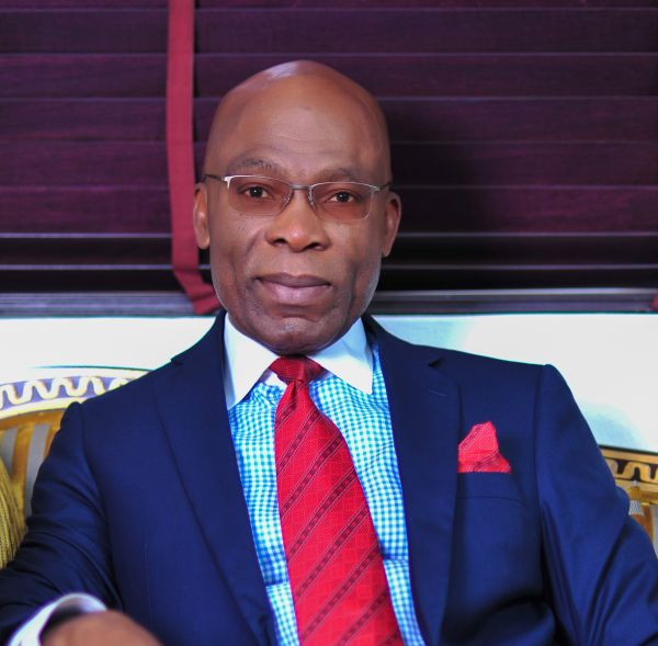 •Zinox Group Chairman Leo Stan Ekeh