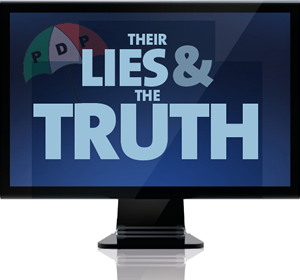 Their lies and the truth – APC