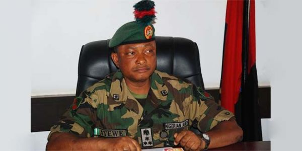 N8.5bn Fraud: How Army General diverted N4.1bn NIMASA ...