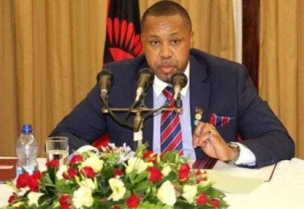 •Malawi's Vice President, Saulos Chilima