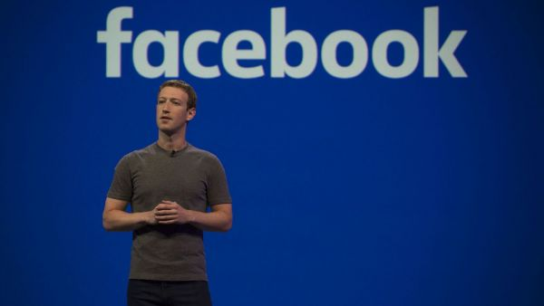 •Facebook Chief Executive Mark Zuckerberg