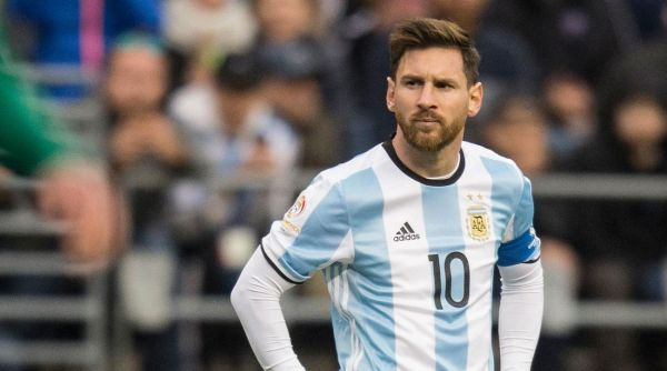 Messi pulls out of Nigeria-Argentina showdown