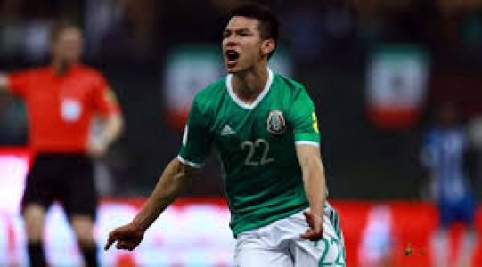 •Germany's conqueror, Hirving Lozano