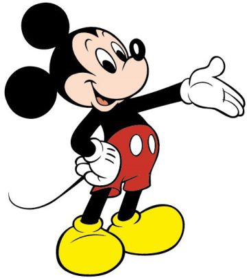 •Mickey Mouse