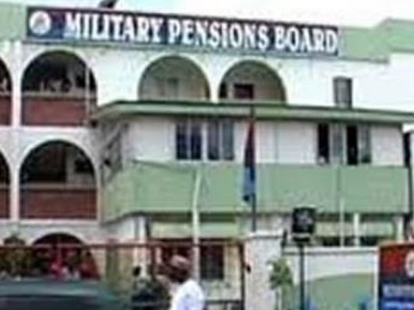 Verification of military pensioners holds Nov. 26 to Dec. 9