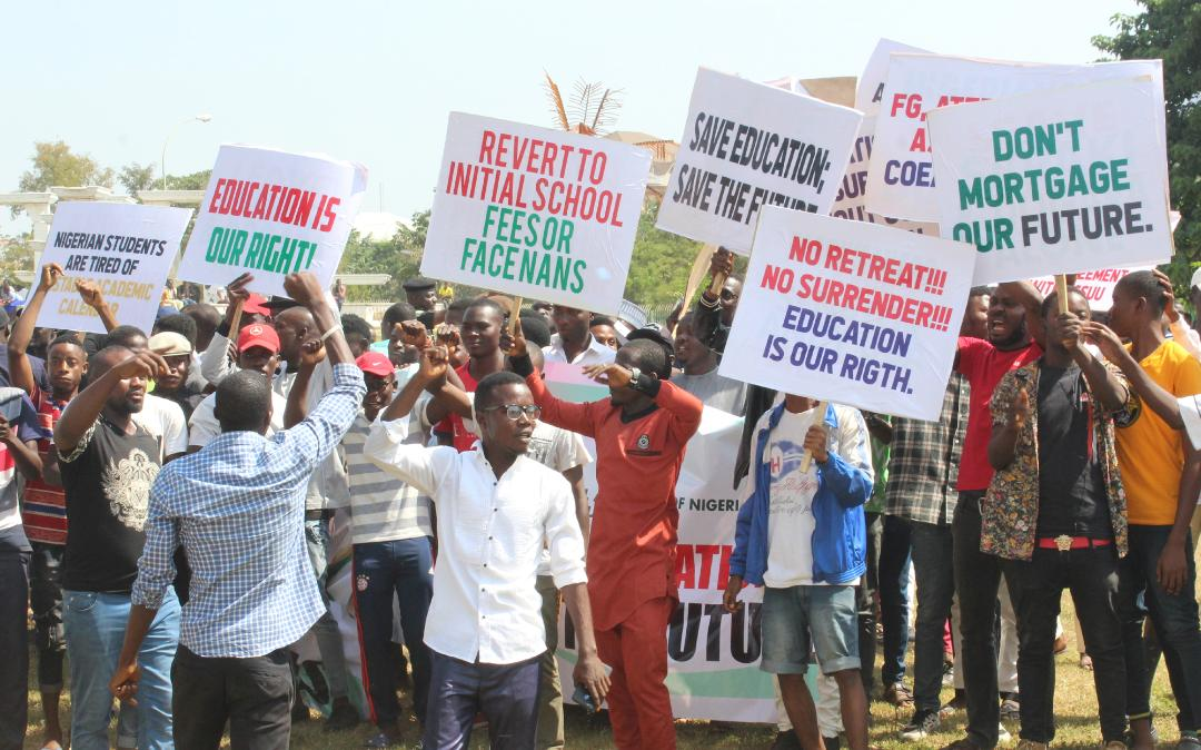 ASUU strike: NANS threatens boycott of 2019 general elections