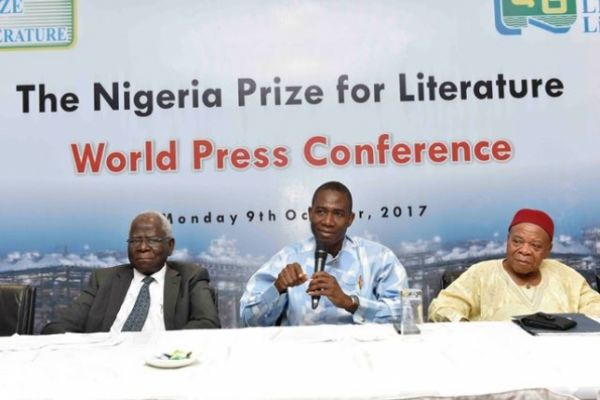 Ikeogu Oke emerges winner of Nigeria LNG Literature Prize 2017