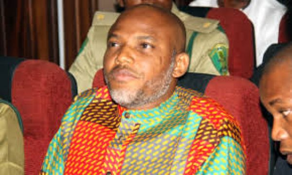Court orders substituted service on Kanu, IPOB in suit seeking to stop them from disrupting Anambra guber election
