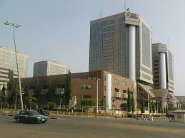 •NNPC towers in Abuja