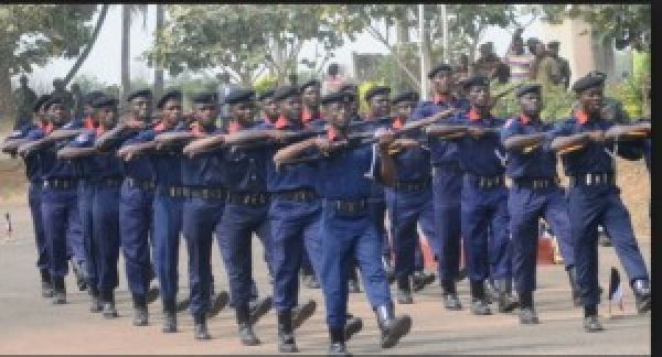 •NSCDC personnel