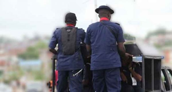 •NSCDC officials on patrol