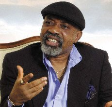•Minister of Labour and Productivity, Senator Chris  Ngige