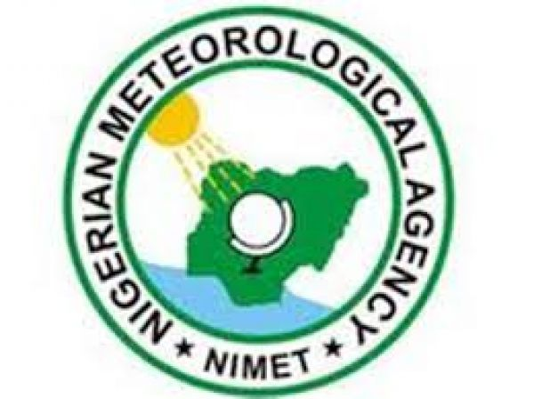 Today's weather outlook, By the Nigerian Meteorological Agency (NiMET)
