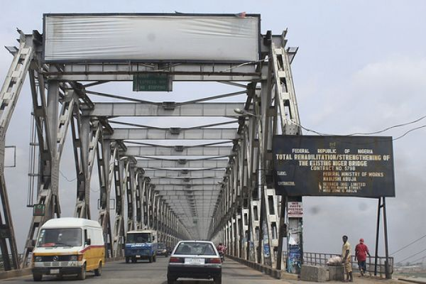 Image result for Niger delta bridge