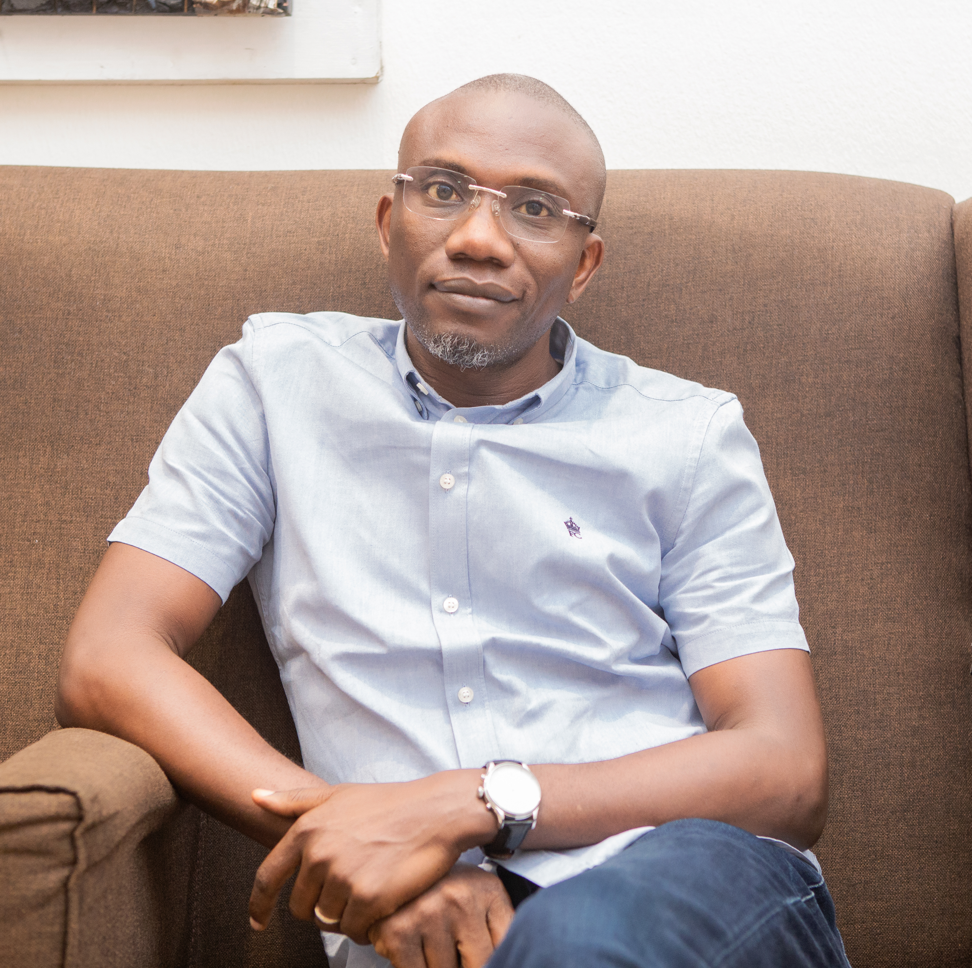 Adedokun reads from new book, 'The danfo driver in all of us'