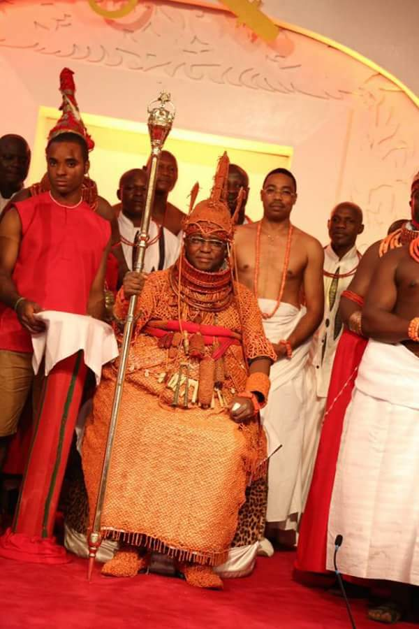 Oba Ewuare: Here comes the strong man of Benin kingdom News - News