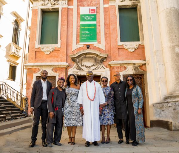 Obaseki commissions first Nigerian Pavilion at Venice Art Biennale