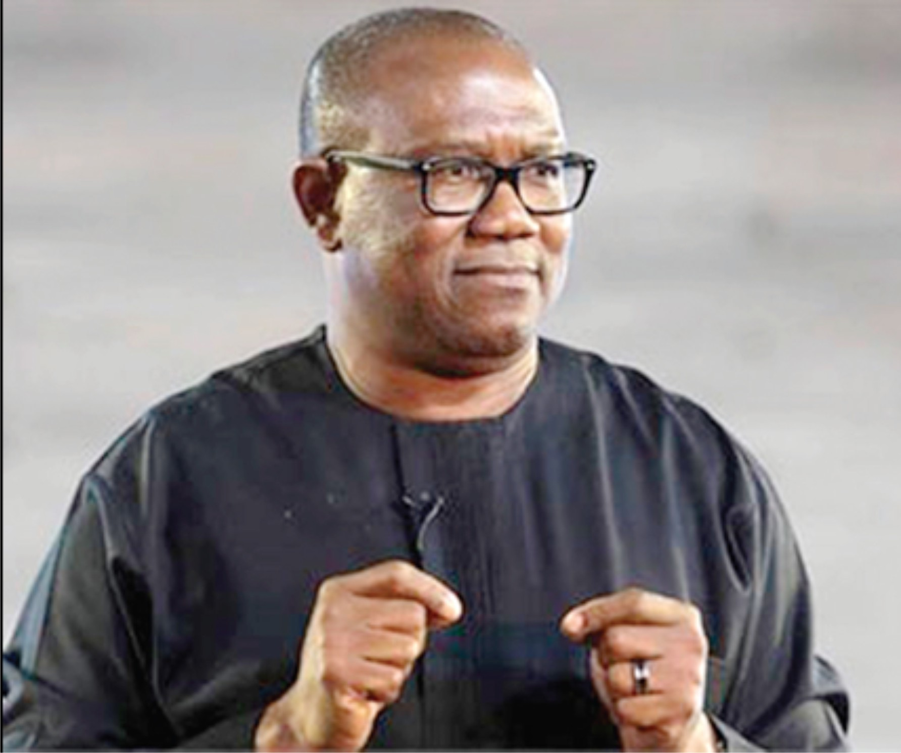 • PDP Vice Presidential Candidate, Peter Obi