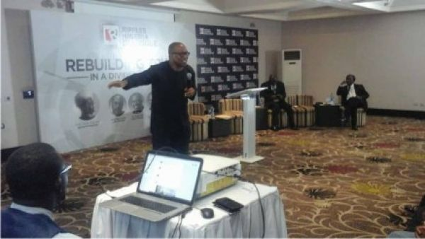 I never said that Nigerians have lost trust in Buhari's government — Peter Obi