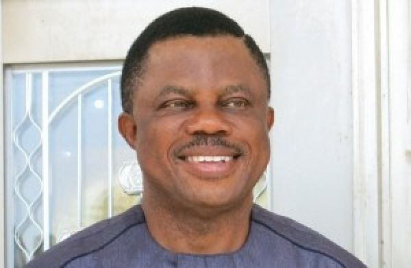 •Gov. Willie Obiano
