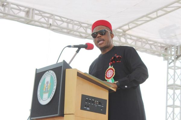 •Governor Willie Obiano.
